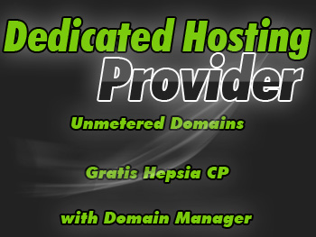 Moderately priced dedicated hosting server packages
